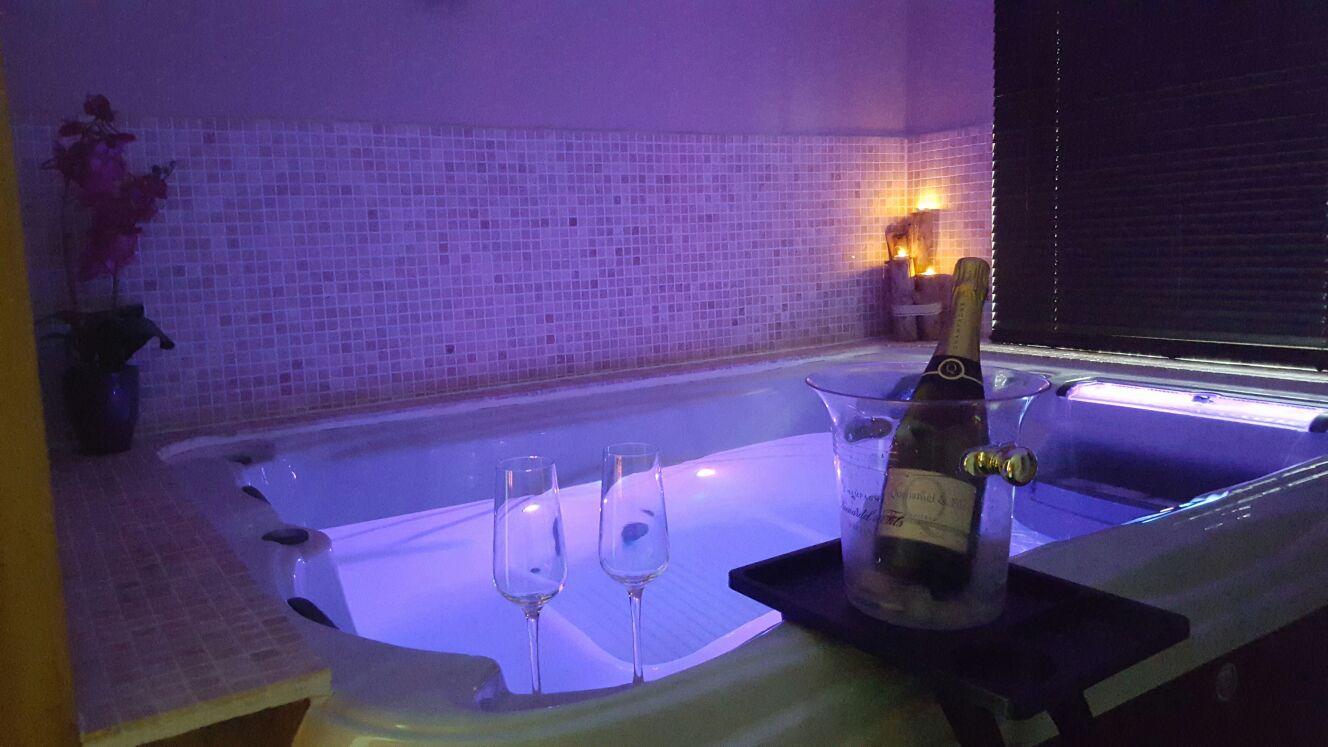 Spa Champagne Saint-Valentin